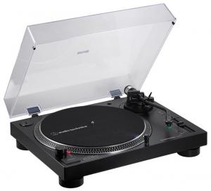 Проигрыватель винила Audio Technica AT-LP120XBT Black