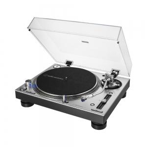 Проигрыватель винила Audio Technica AT-LP140XP silver