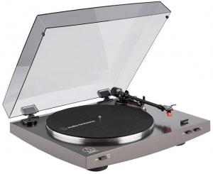 Проигрыватель винила Audio-Technica AT-LP2X grey